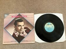The Legendary Mario Lanza His 20 Greatest Vinyl LP NE 1110 K-Tel 1981