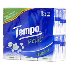 Tempo Tissue Petit Jasmine Handkerchiefs 18 pack