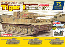 Dragon #6947 1/35 Tiger I Late Production w/Zimmerit (Normandy 1944)