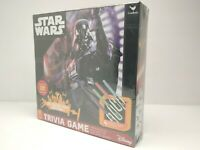 STAR WARS Trivia Game Walt Disney Darth Vader Jedi Skywalker Kids Childrens Gift