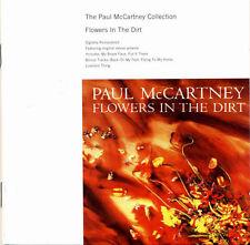 Paul McCartney – Flowers In The Dirt  CD