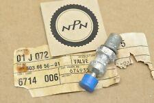 NOS OEM Walbro Husqvarna K1250 K960 Cut Off Saw Cylinder Decompression Valve