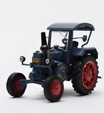 TRACTEUR TRACTOR LANZ BULLDOG D 7506A 1952 - IXO 1/43