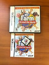 My Farm Around the World (Nintendo DS, 2009) Complete