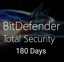 Bitdefender Total Security  2021 / 5 devices 6 Months / key.Code GLOBLE