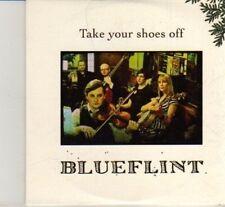 (DJ4) Blueflint, Take Your Shoes Off - 2012 DJ CD