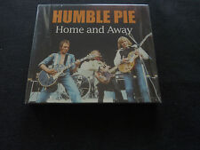 HUMBLE PIE HOME AND AWAY ULTRA RARE SEALED 2 DISC CD!