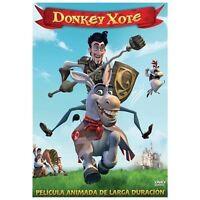 DONKEY XOTE (DVD, 2009, Spanish Version) Audio: en inglés, español y francés 💥
