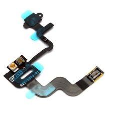 New Power Button Poximity Light Sensor Induction Flex Cable for iPhone 4 4G CDMA