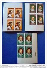 MADAGASCAR timbre-stamp Yvert et Tellier n°407 à 409 non dentelés-Bloc de 4-n**