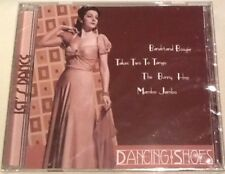 """PEARL BAILEY/ VARIOUS ARTISTS """"DANCING SHOES"""" CD 2004 quality sealed"""