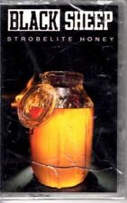 NEW Black Sheep Strobelite Honey 1992 Cassette Tape Maxi Single Hiphop Rap