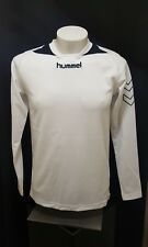 705cc99b3 Hummel Long Sleve Poly Jersey Goalkeeper Top Size 14 16 176cm Adult XS