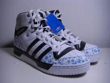 premium selection 55178 1a7ff Adidas Metro Attitude Ewing White Black1 Lgaqua 670499 Size 8.5 NEW RARE  2007