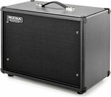 Mesa 1x12 Widebody Closed Back Compact Cabinet - Black
