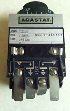 Agastat Timing Relay 7012ABB 120V 60HZ 0.5 - 5 Seconds Amerace