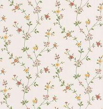 smita Tapete dollhouse 49220 Pequeñas Flores Casa De Campo Papel pared rural