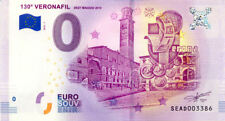ITALIE Verona, 130è Veronafil, 2018, Billet 0 € Souvenir