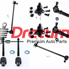 8Pc Front  Tie Rod Ends & Ball Joints Kit For LaCrosse & Grand Prix