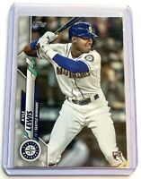 KYLE LEWIS - 2020 TOPPS SERIES 1 ROOKIE CARD RC #64 - MARINERS- AL ROY - QTY.