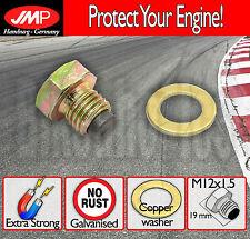 Mag Oil Drain Plug- Honda ST 1100 A Pan European ABS - 2001