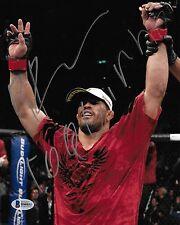 Rousimar Palhares Signed 8x10 Photo BAS Beckett COA UFC Picture Autograph 84 111