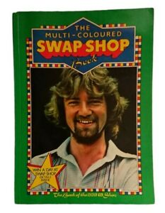 The Multi-Coloured Swap Shop First Book 1978 Noel Edmonds