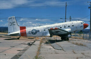 Original aircraft slide USNavy C117 VT-29 3C 124