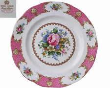 Royal Albert LADY CARLYLE   Dinner Plate 26cm 1st Eng c1944