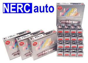 NGK LASER PLATINUM Platinum Spark Plugs LZTR6AP11EG 97408 Set of 16