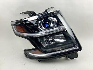 2015-2019 Chevy Chevrolet Tahoe Suburban Right RH Side Halogen Headlight OEM