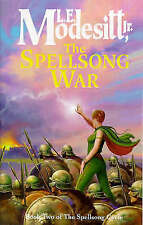 The Spellsong War: Book Two: The Spellsong Cycle, By Modesitt Jr., L. E.,in Used
