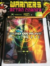 Xbox Japan Import Dead Or Alive Ultimate Retro Gaming Boxed Game