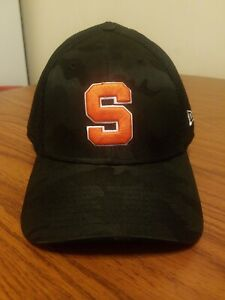 Syracuse Orange New Era 39Thirty Neo Camo Hat Cap Sz L/XL