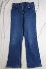 Vtg Lee USA Made 200 Series Denim Jeans Dark Measure 29x30.5 Cowboy Union Made