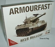 ARMOURFAST 99034 M18 HELLCAT TANK DESTROYER 1/72 SCALE