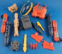 1980's Kenner CENTURIONS - PARTS / Multi-Listing / Choose The Part You Need