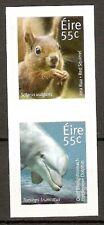 Ireland 2011 Mi.No. 1992 - 1993  Irland Animals  2v MNH**