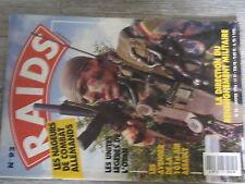 $$a Revue Raids N°92 Nageurs combat allemands  Avenger 101st Air Assault
