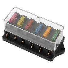 voiture boîte de Porte-fusible à lame standard avec Circuit à 6 voies 12/24V fr