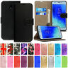 Case for Samsung Galaxy J2 J3 J4 J6 Plus 2018 Leather Wallet Magnetic Flip Cover