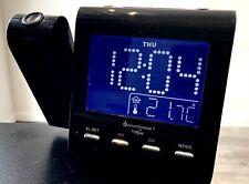 FUNK Radiowecker mit Projektion