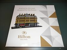 LEGO Hilton Paris Opera Hotel Luxury Set! Limited Edition Certified Professional
