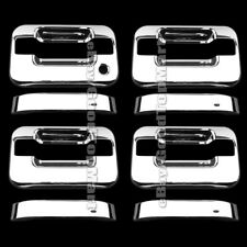 FOR 04 05 06 07 08 09 10 11 12 13  Ford F150 Chrome 4 Door Handle Cover NK NPH
