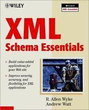XML Schema Essentials-ExLibrary