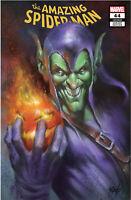 AMAZING SPIDER-MAN #44 (Lucio Parrillo Exclusive Variant) Comic ~ Marvel Comics