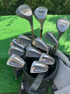 Men's RH Browning Full Golf Club Set Regular Flex Irons Woods Bag⛳️⛳️