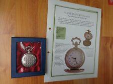 HACHETTE CLASSIC POCKET WATCH COLLECTION - AUSTRIAN 1910S WW1 STYLE WATCH #22