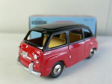 Fiat 600 Multipla - MERCURY/HACHETTE - Art. 19 - 1:50