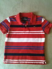 Toddler Boys American Living Everyday Short Sleeve Shirt 100% Cooton Size 5